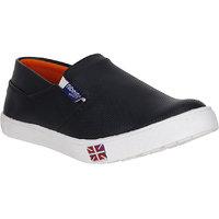 Filberto Mens Black Slip On Loafers Shoes - 124467595