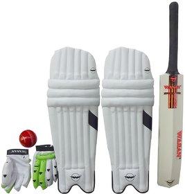 Wasan Complete Cricket kit/set-(10-16 years)