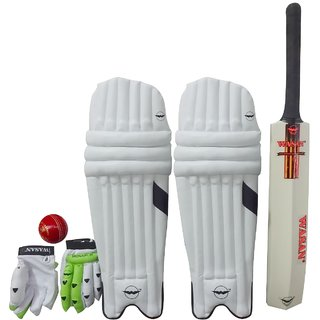 Wasan Complete Cricket kit/set-(10-16 years)
