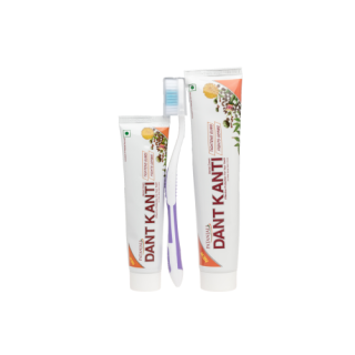 Patanjali Dant Kanti Dental Cream F.P. (200+100)Gm 300 GM