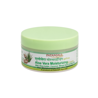 Patanjali Aloevera Moisturizing Cream 50gm