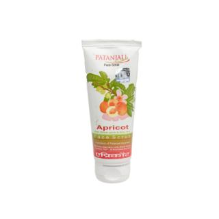 Patanjali Apricot Face Scrub 60gm