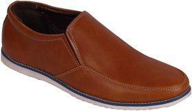 Anson Men's Tan Casual Shoes