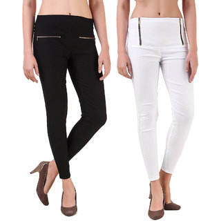 Christy WorldTrending jegging ( SET OF 2)