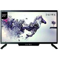 Daiwa D21C1 / D1 20 inches(50.8 cm) HD Ready Standard LED TV with Bluetooth
