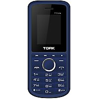 Tork T11 Lite Blue Green Multimedia Phone With Auto Cal