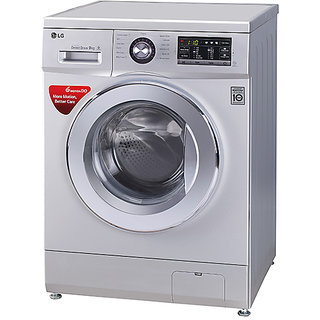 LG FH4G6VDNL42 9.0 kg Fully Automatic Front Load Washing Machine