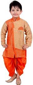 Boys Dhoti Kurta set ethnic wear for boys  Angrakha style