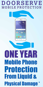 Doorserve Mobile Protection Plan - For Handset Value of Less than Rs 10001 - 15000