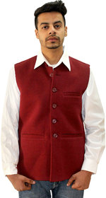 Matelco Men's Slim Fit Party, Casual Buttoned Blazer With latest Stretch Fabric