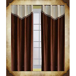 DOOR CURTAIN  / DOOR CURTAINS (SP.DESIGN) [C,BROWN]