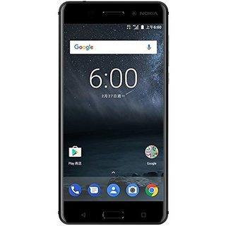 Nokia 6 (Matte Black, 32 GB)  (3 GB RAM)