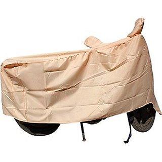 Benjoy Waterproof Coating Bike Body Cover With Mirror Pockets For Honda CB Shine