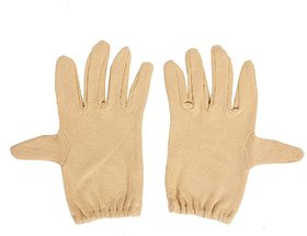 Benjoy - Brown Half Hand Gloves Cold  Sun Protective