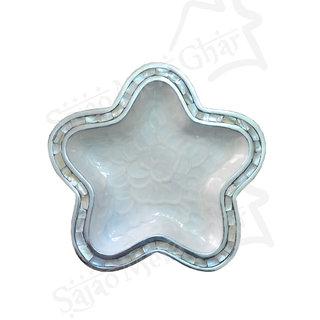 Aluminium Star platter