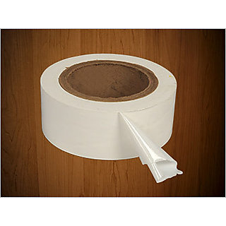 MME Packing White Tape (3 inch) 100 Meter Pack of 8 Pcs