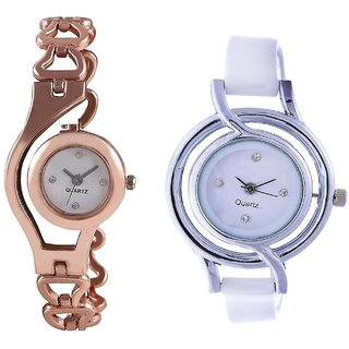 Lowest Price Watches for Women and Girls - Pack of 2