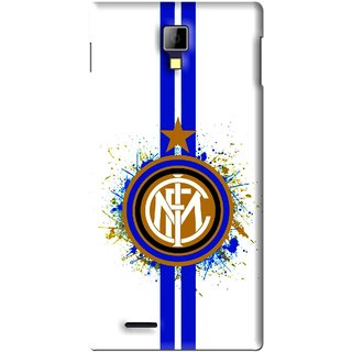 Snooky Printed Sports Lovers Mobile Back Cover For Micromax Canvas Xpress A99 - White