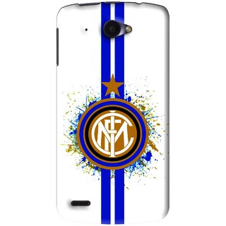 Snooky Printed Sports Lovers Mobile Back Cover For Lenovo S920 - White
