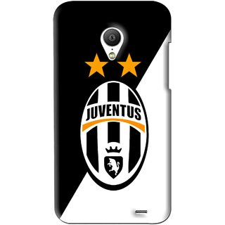 Snooky Printed Football Club Mobile Back Cover For Meizu MX3 - Black