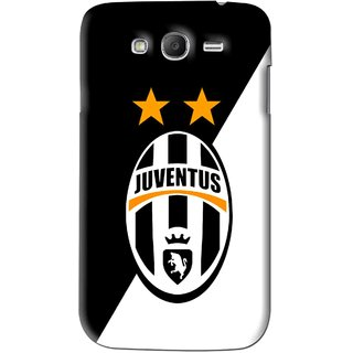 Snooky Printed Football Club Mobile Back Cover For Samsung Galaxy Grand - Black