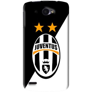 Snooky Printed Football Club Mobile Back Cover For Lenovo S920 - Black