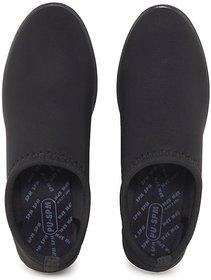 Wonen's Casuals Shoes (Black)
