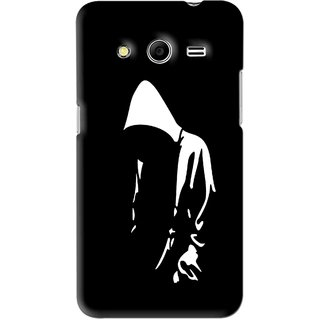 Snooky Printed Thinking Man Mobile Back Cover For Micromax Canvas Nitro 3 E455 - Black