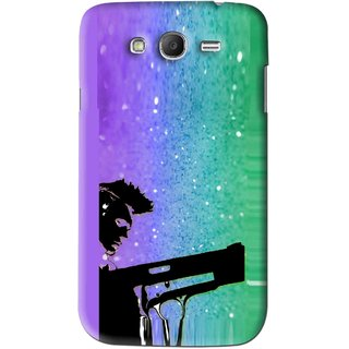 Snooky Printed Sparkling Boy Mobile Back Cover For Samsung Galaxy Grand - Multi