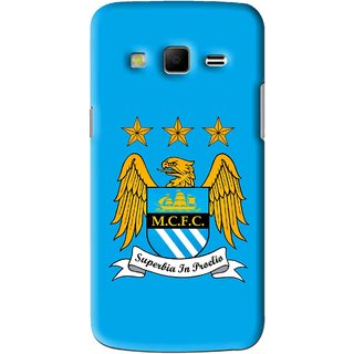 Snooky Printed Eagle Logo Mobile Back Cover For Samsung Galaxy S3 - Blue