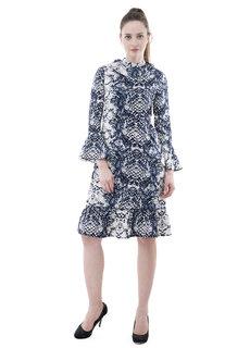 elioop Polyester Victoria Dress