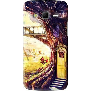 Snooky Printed Dream Home Mobile Back Cover For Samsung Galaxy S3 - Multi