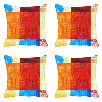 MeSleep Square Digitally Printed Cushion Covers