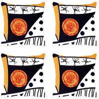 MeSleep Abstract Digitally Printed Cushion Covers - 5425738