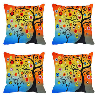 meSleep Tree Digitally Printed Cushion Covers