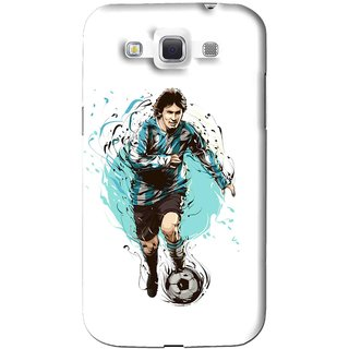 Snooky Printed Have To Win Mobile Back Cover For Samsung Galaxy 8552 - White