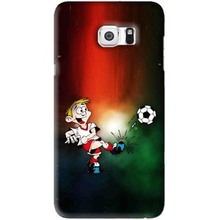 Snooky Printed My Passion Mobile Back Cover For Samsung Galaxy Note 5 Edge - Multi
