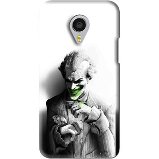 Snooky Printed Wilian Mobile Back Cover For Meizu MX4 Pro - White