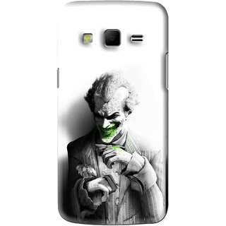 Snooky Printed Wilian Mobile Back Cover For Samsung Galaxy S3 - White