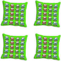 MeSleep Multi Car Digitally Printed Cushion Covers