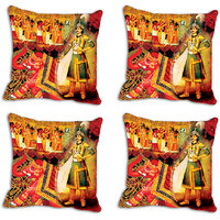MeSleep Multi King Digitally Printed Cushion Covers