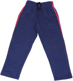 Indiweaves Boys Premium Cotton Navy Blue Printed Lowers / Track Pant_2-3 Years_36029-IW-22