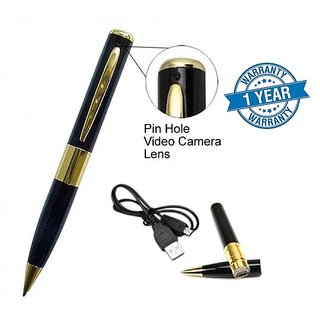 8MP Camera Spy Hidden Record Pen
