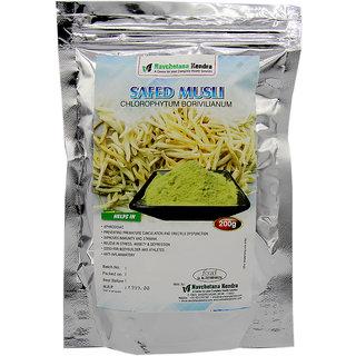 Navchetana Kendra Safed Muesli Extract 200 gm