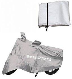 Hero Honda Karizma Bike Body Cover-SILVER COLOR.