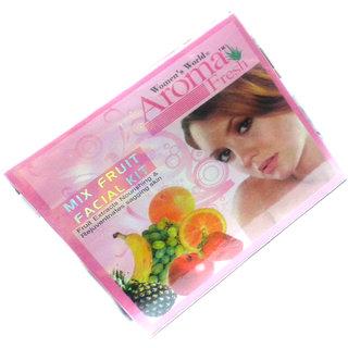 Aroma Fresh Mix Fruit Facial Kit