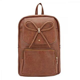 Basic Tan Backpack
