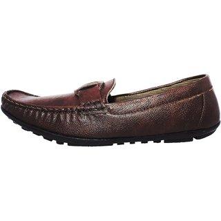 f956a2e8f88 Buy Toiz Men Brown Loafer Shoes Online - Get 63% Off