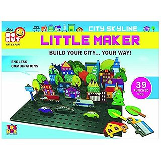 Little Maker - City Skyline