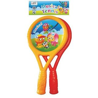 Musical Tennis Set Jr